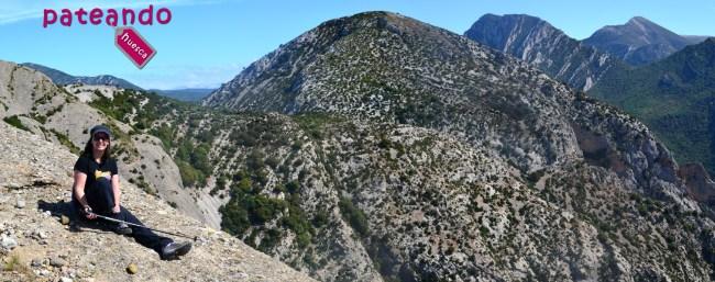 Pico Borón, Fragineto y Guara
