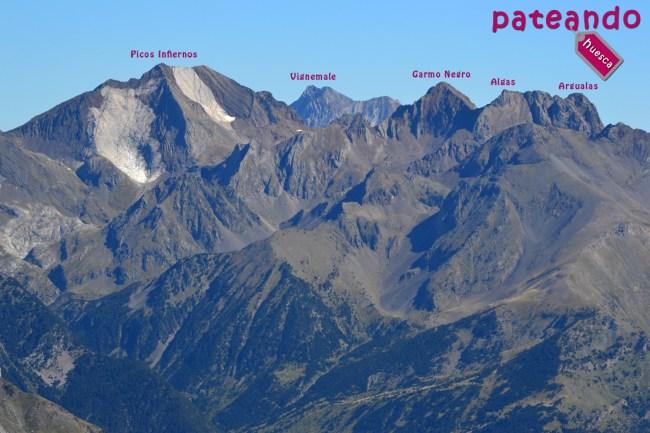 Tres miles del Pirineo