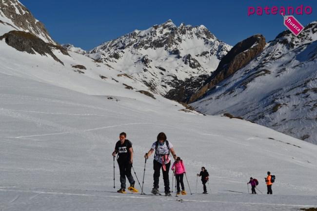Ascensión al Pico Petruso
