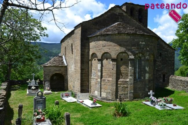 Iglesia de Santa Eulalia de Orós Bajo