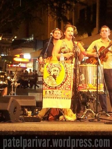 દક્ષિણ અમેરીકી સંગીત