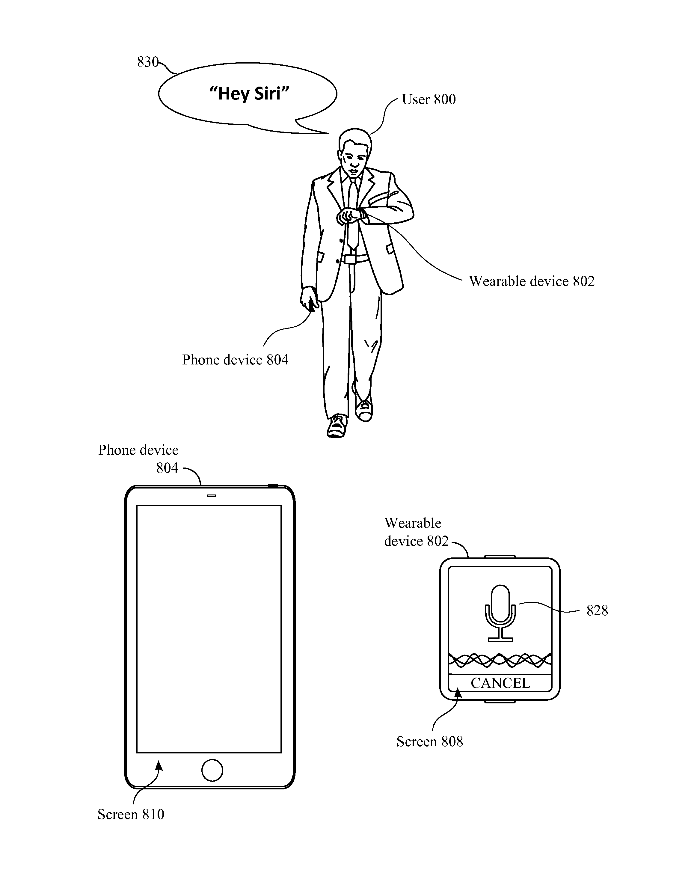 Us20160260431a1 peting devices responding to voice triggers patents