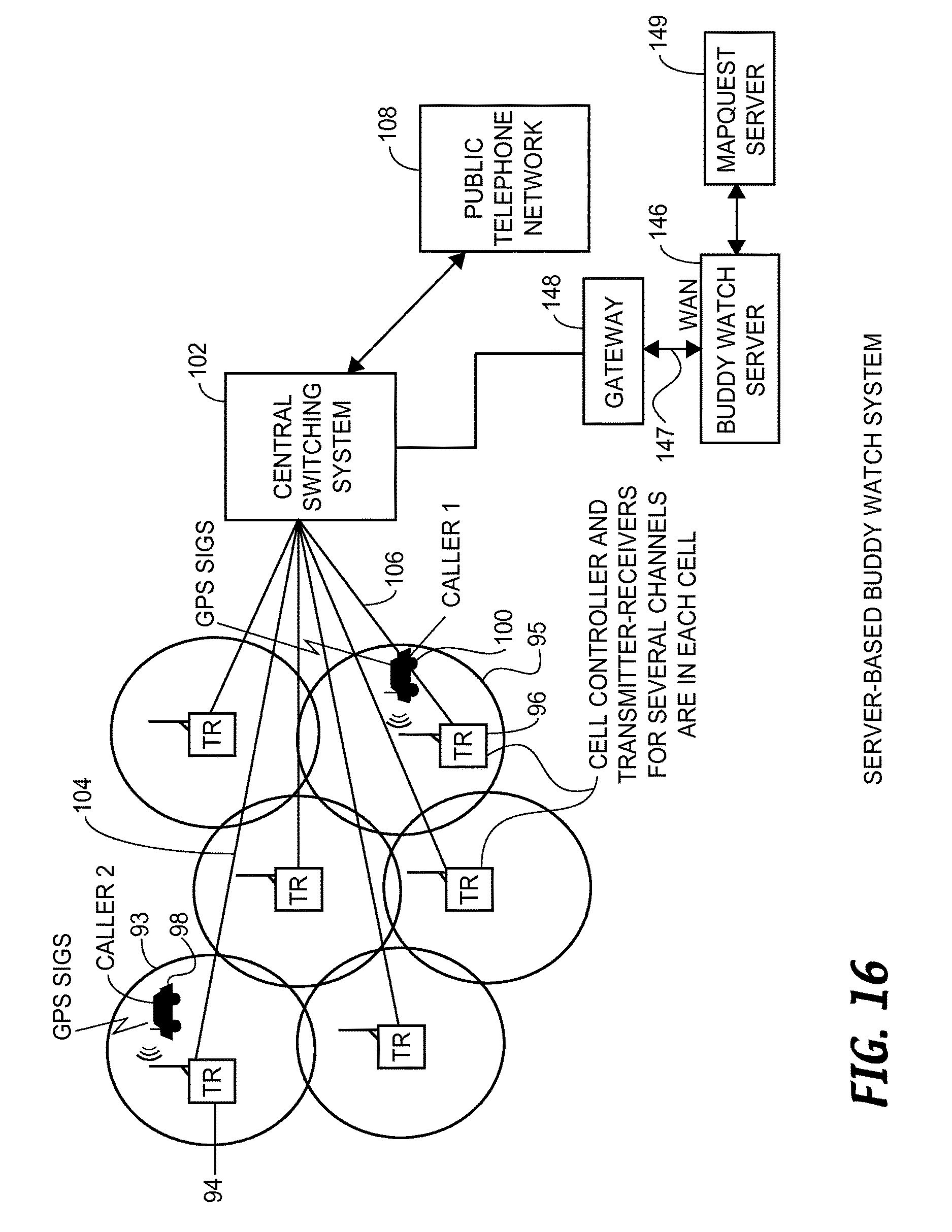 Us9584960b1 rendez vous management using mobile phones or other mobile devices patents