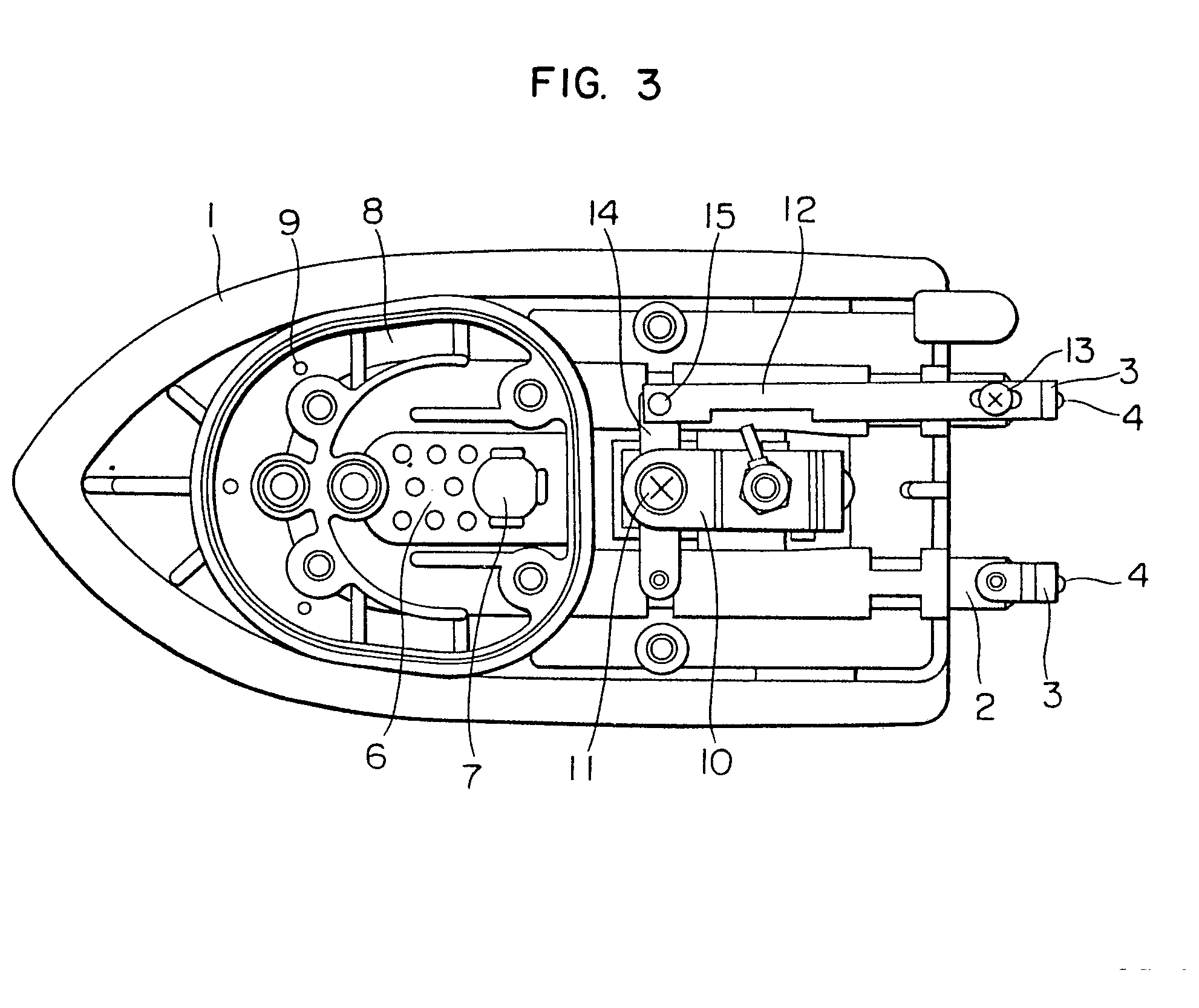 88 Circuit Diagram Of Automatic Electric Iron Automatic