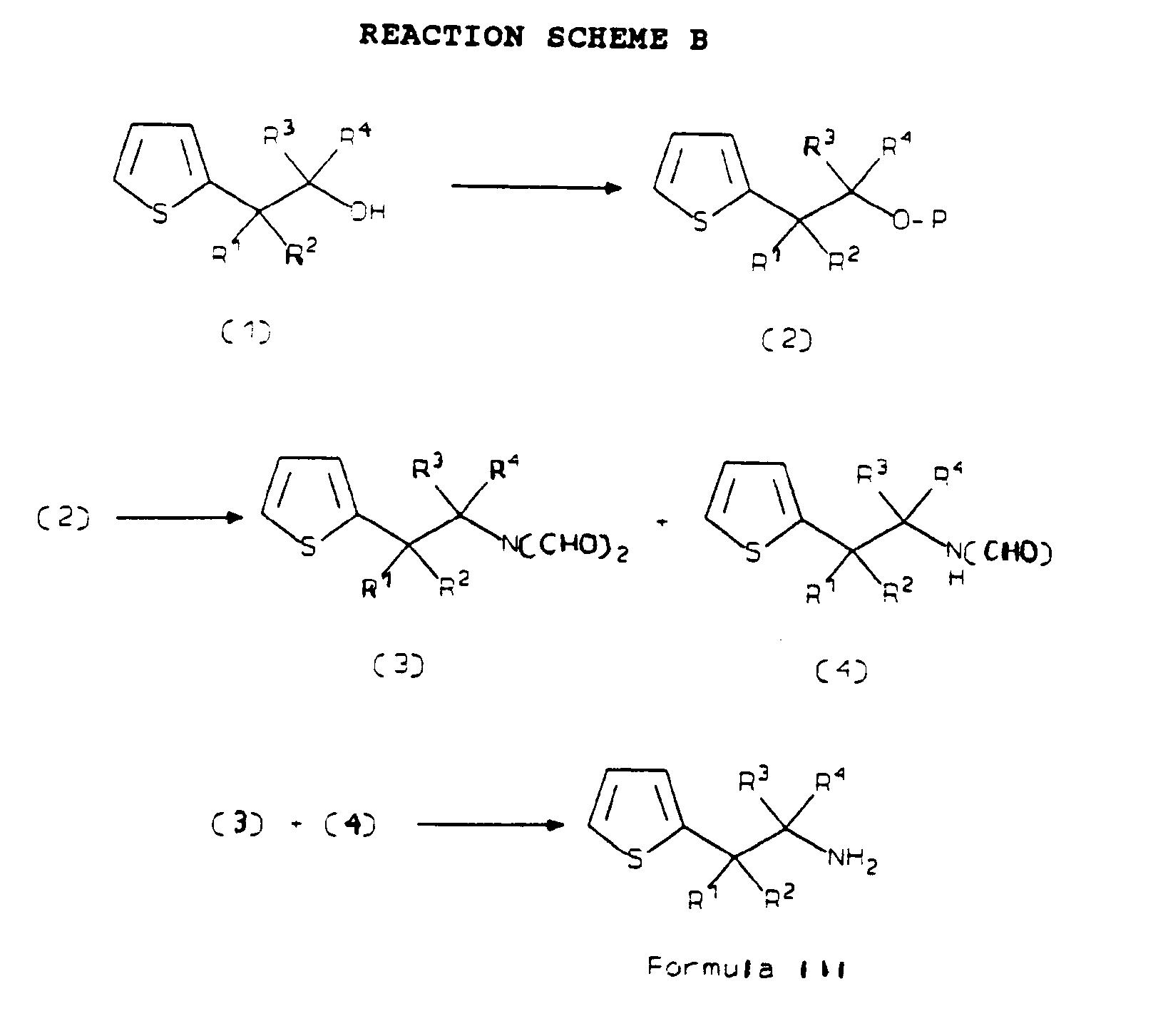 Ethylamines