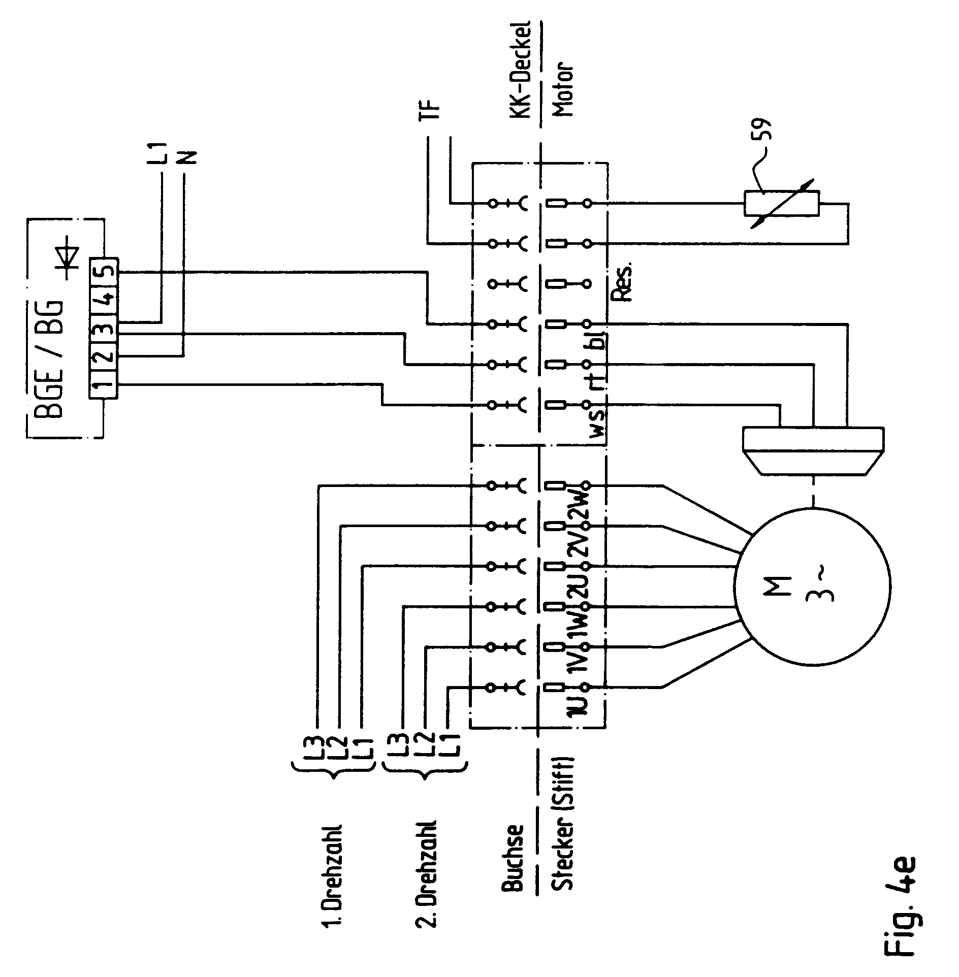 bf0f2 sew motor wiring diagram