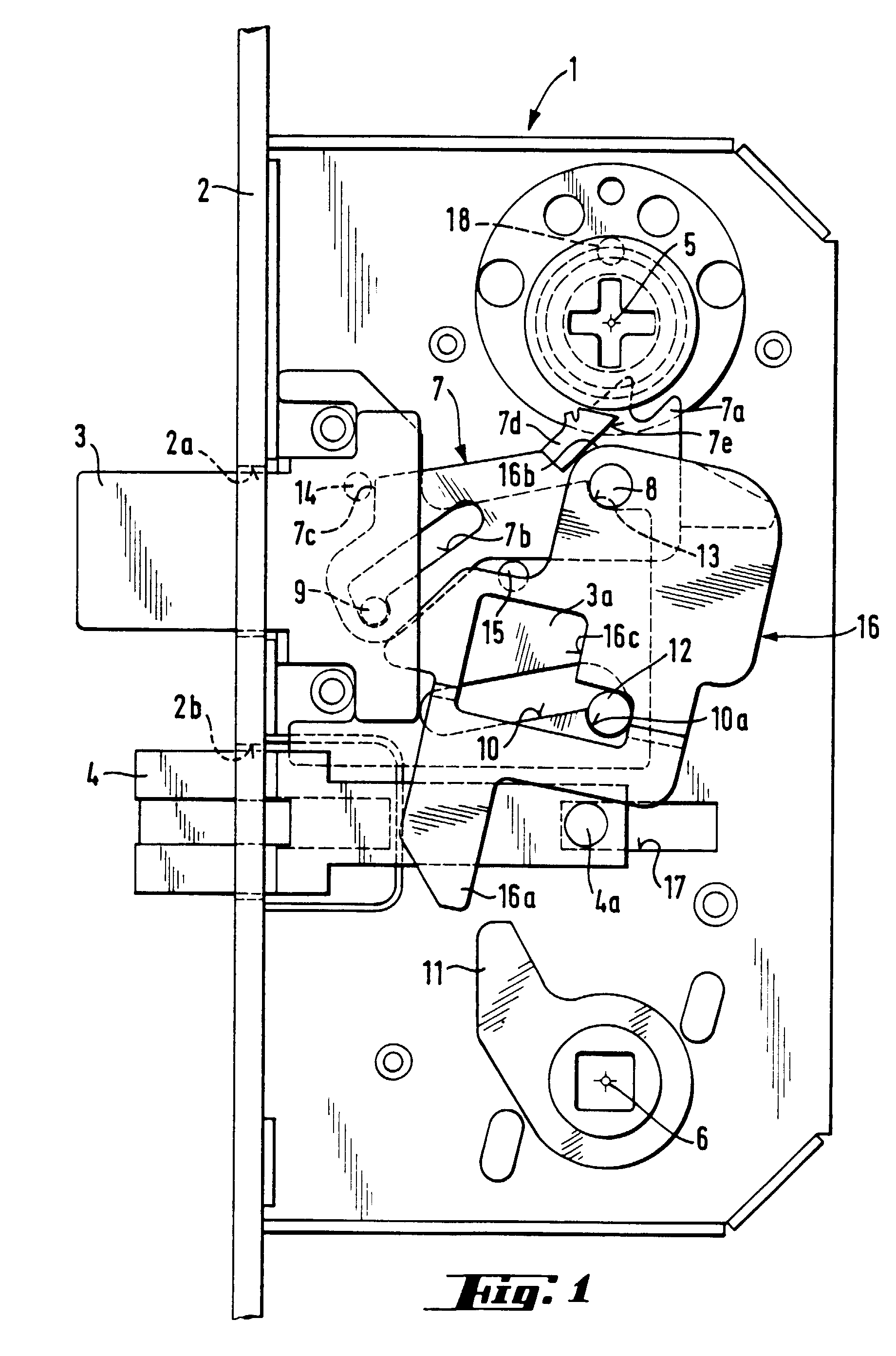 Honda Accord Door Latch Diagram