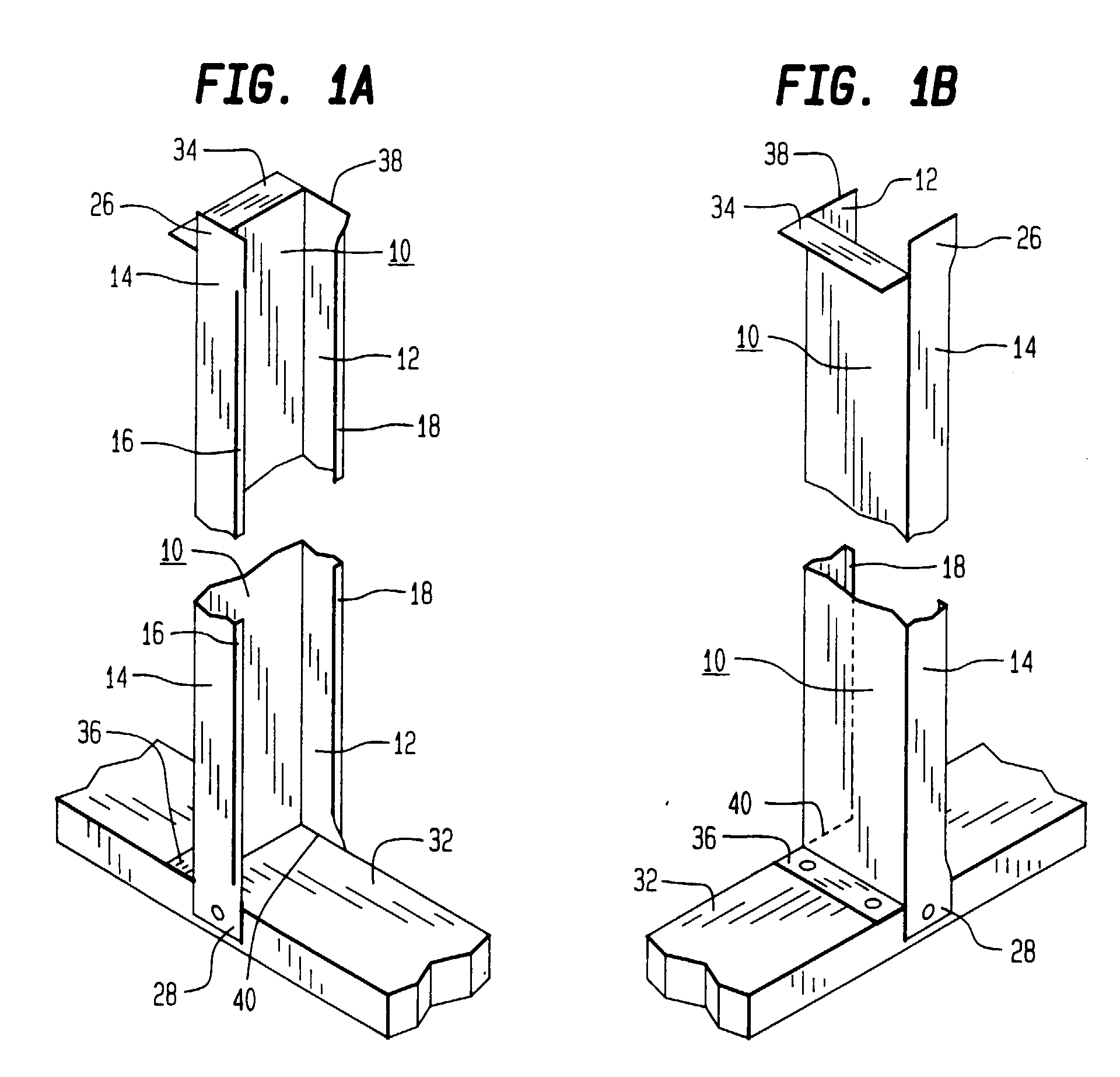 Cold Formed Metal Framing Sizes