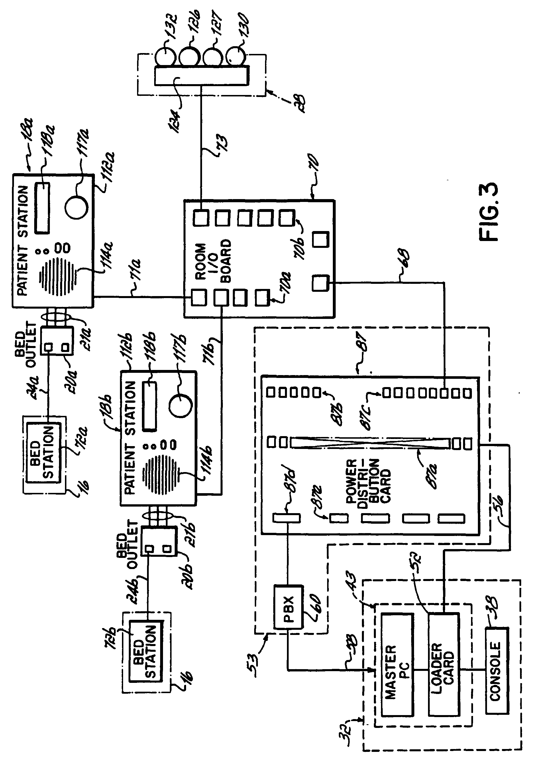 Room Monitoring Wiring Diagram