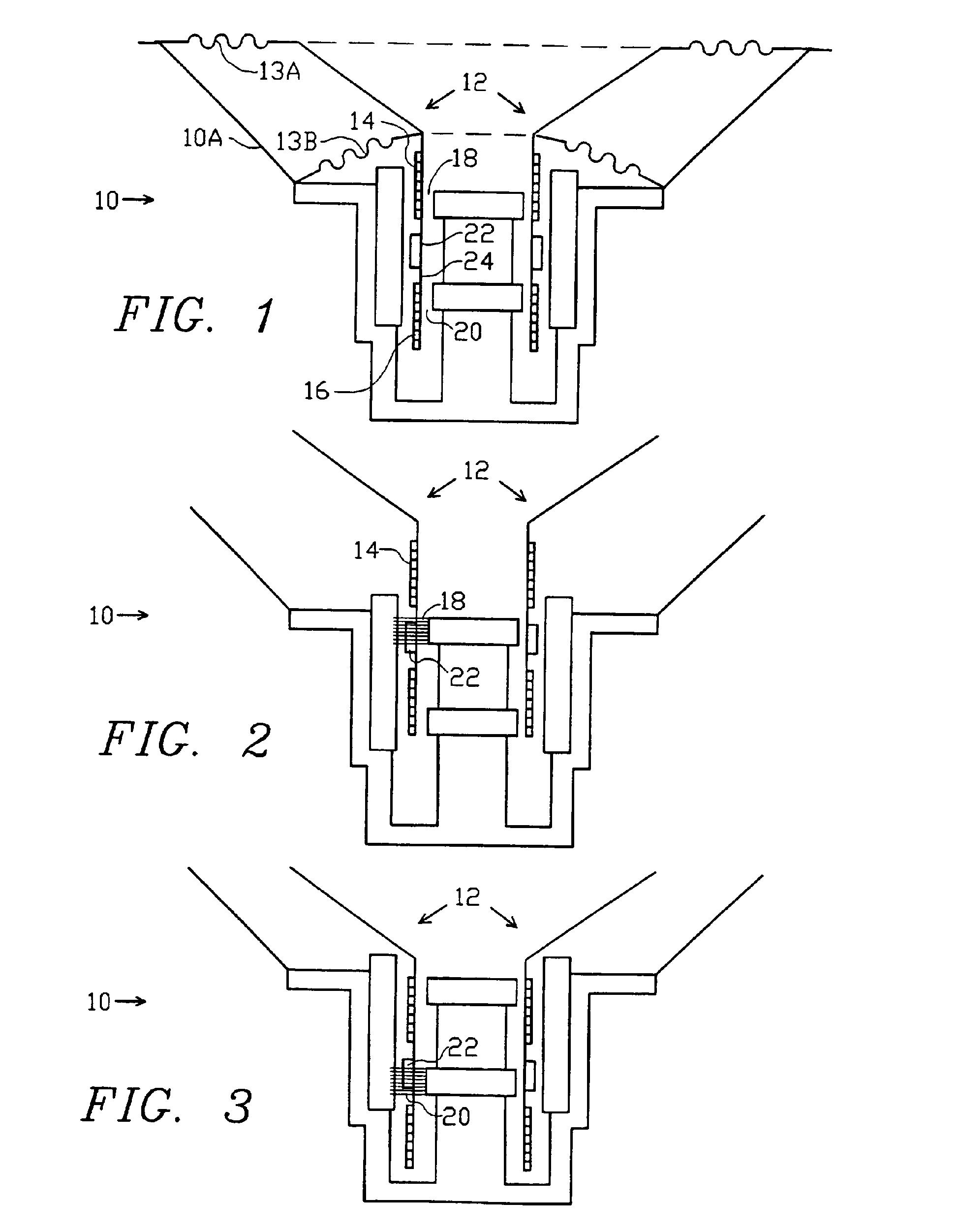 dual cone voice coils