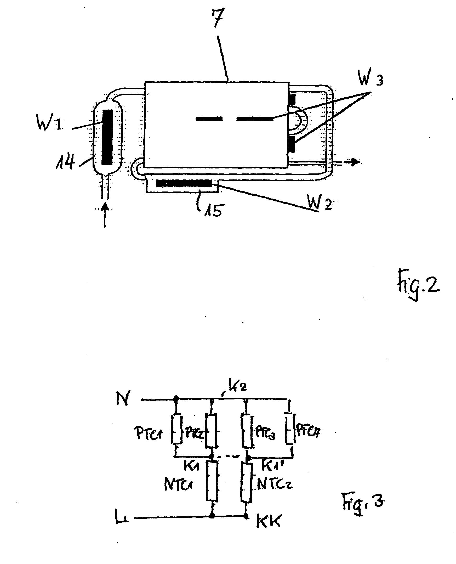 Heat Pump Resistor