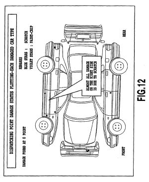 Patent EP1306322A1  Damage status analysis method, damage