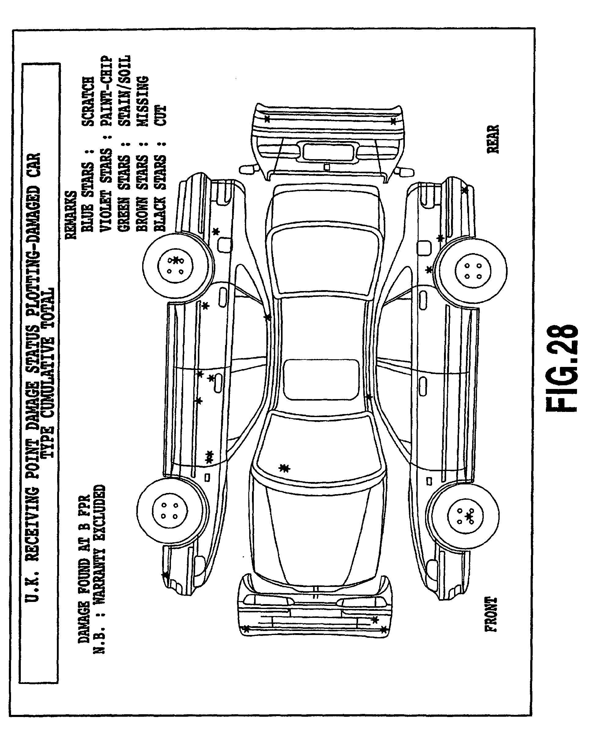 Car Diagram Template Car Free Engine Image For User