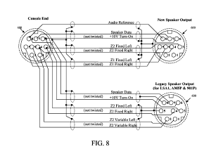 Patent EP1605637A2  Managing an audio work  Google