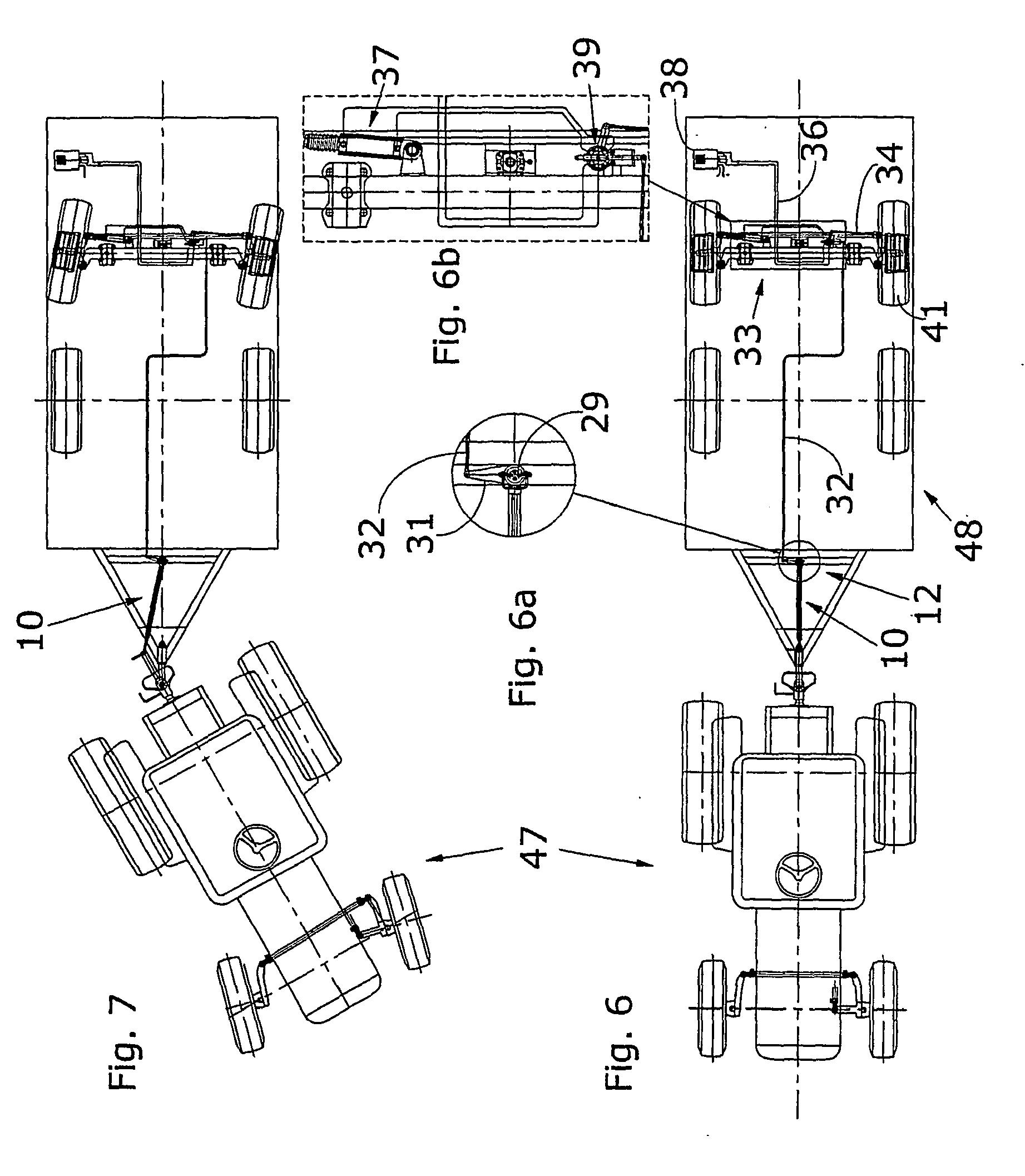 Semi Truck Air Dam