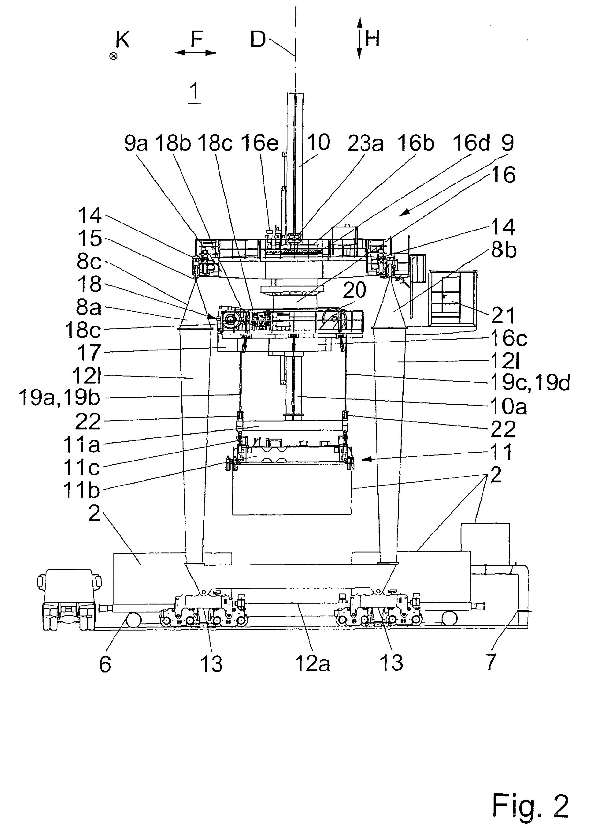 Drawings Of Overhead Gantry Cranes | Wiring Diagram Database