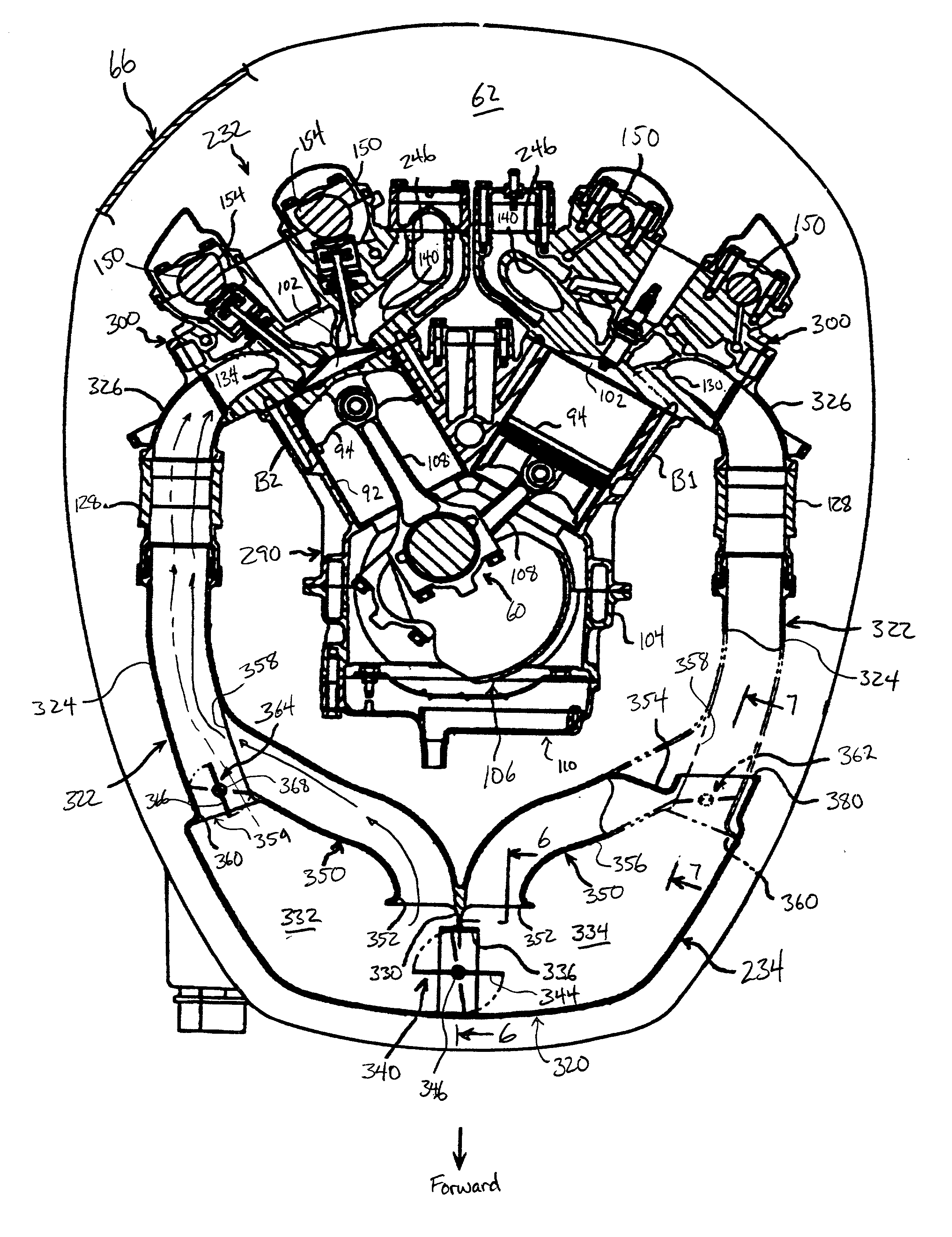 Bmw e36 air intake diagram also showassembly together with ski doo engine diagram additionally us20020117138 likewise
