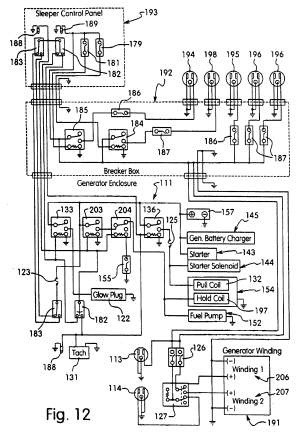 Patent US20040231831  Apparatus which eliminates the need for idling by trucks  Google Patents