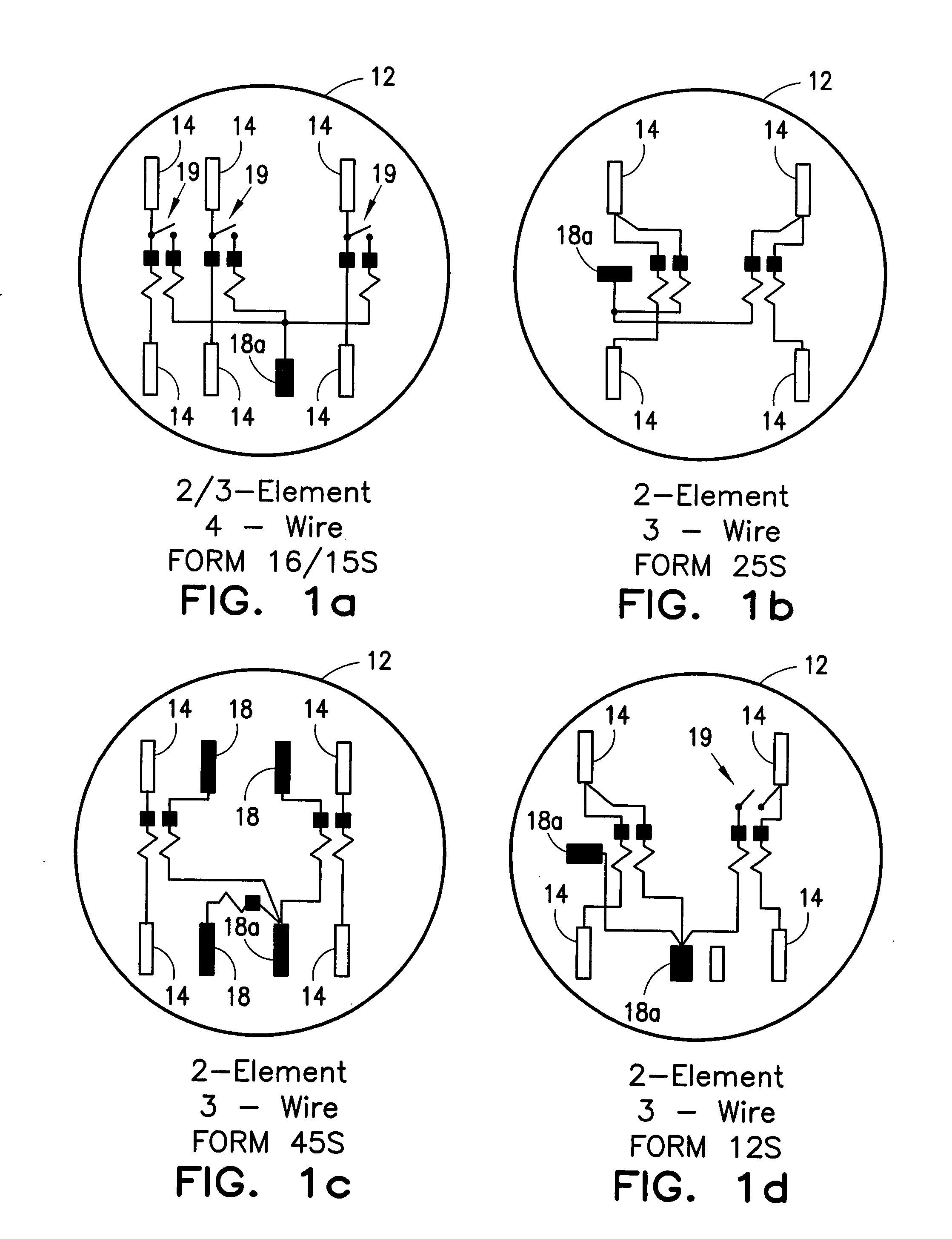 electrical meter wiring