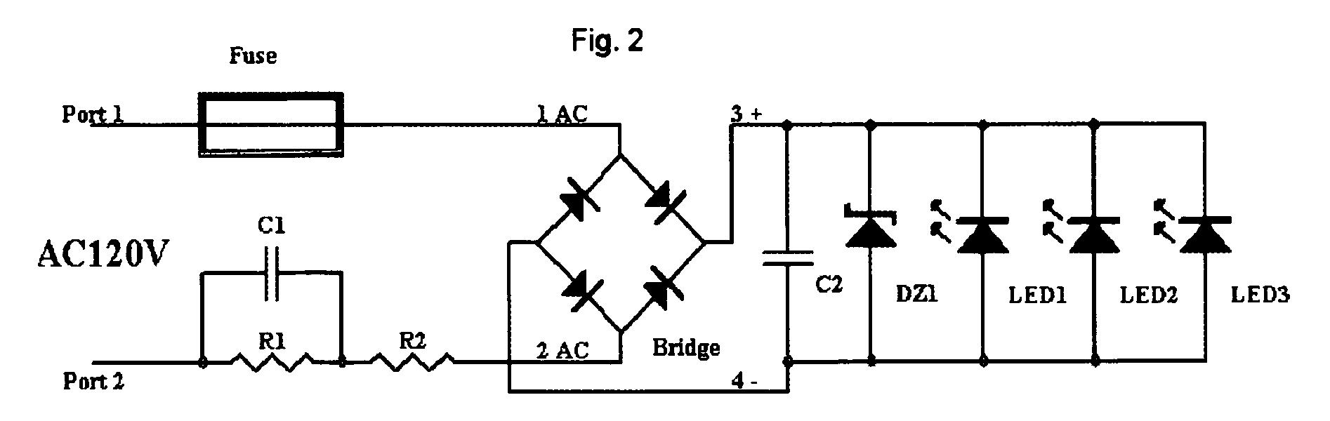 Bridge Rectifier Wiring