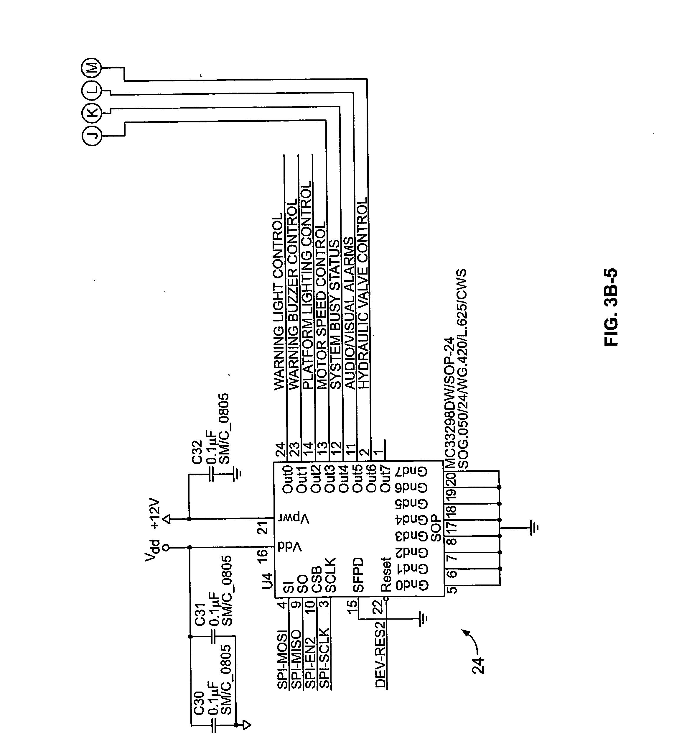 Chair Lift Wiring Schematic