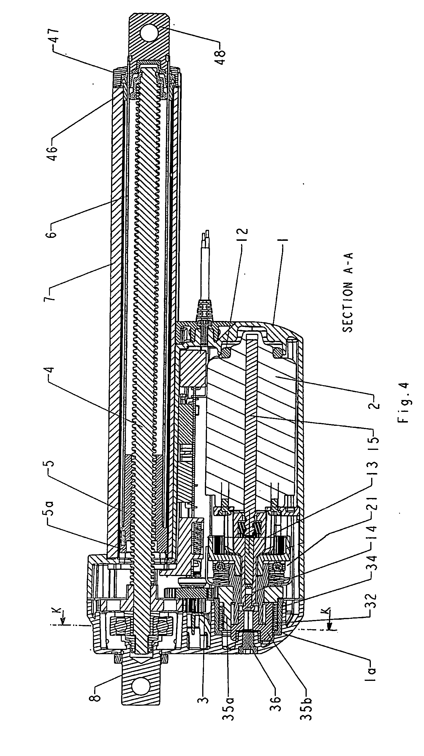 12 Volt Linear Electric Actuator