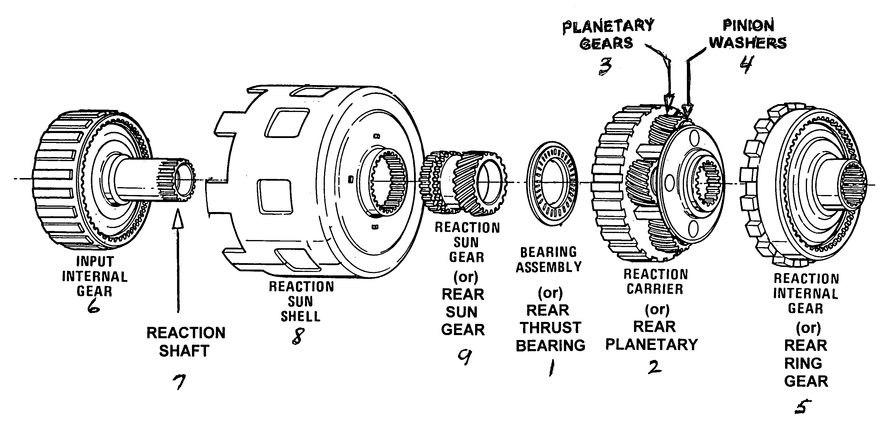 4t80e Transmission Diagram