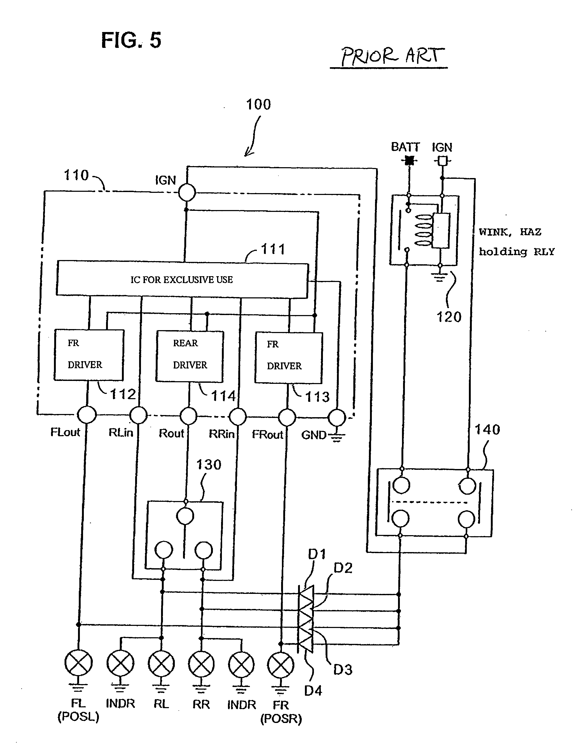 Indak Key Switch Wiring Diagram Indak Switch