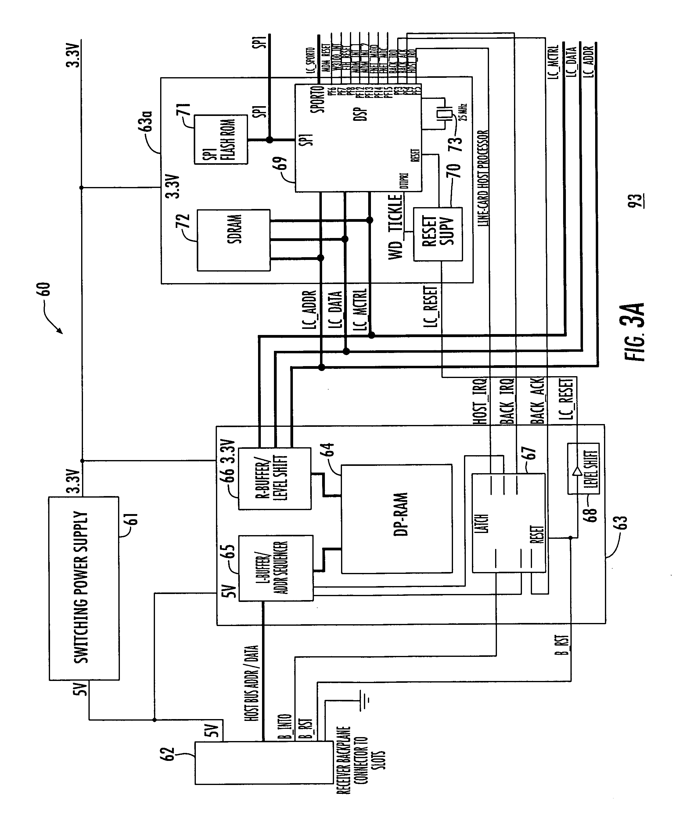 US20090058630A1 20090305 D00004?resize\\\\\\\=665%2C814 goodman sequencer wiring diagram fan sequencer circuit, marvair goodman sequencer wiring diagram at bayanpartner.co