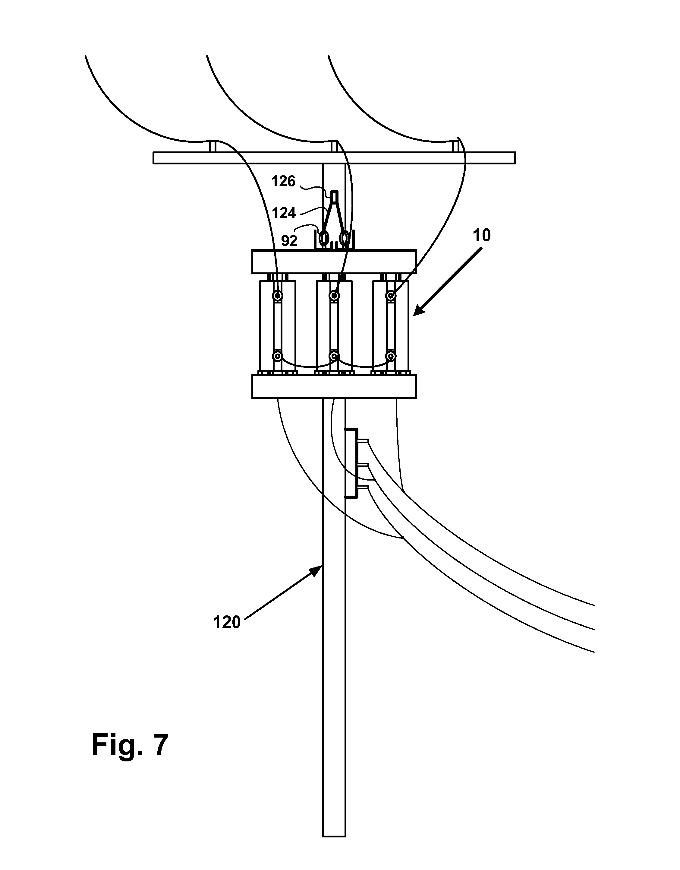 Pole Mounted Transformer Secondary Bushings