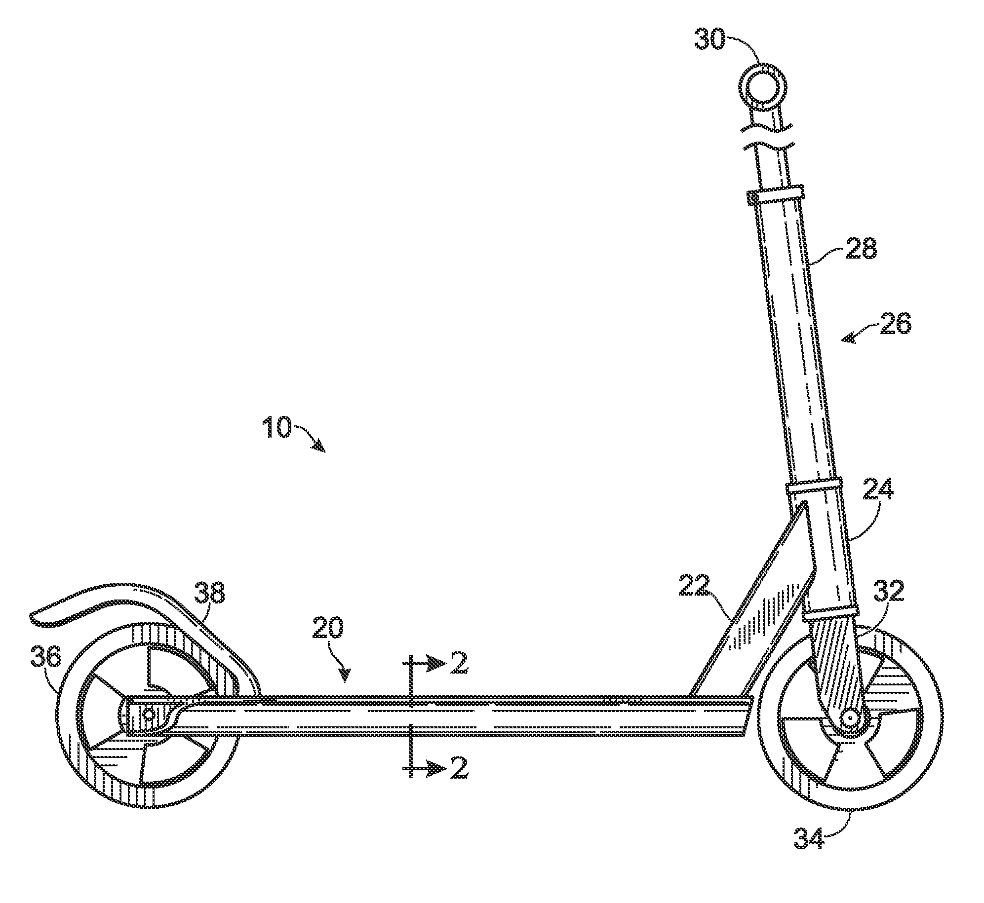 Scooter Line Drawing Pictures To Pin
