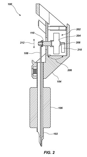 Patent US20120209307  Tattoo machines, methods of making