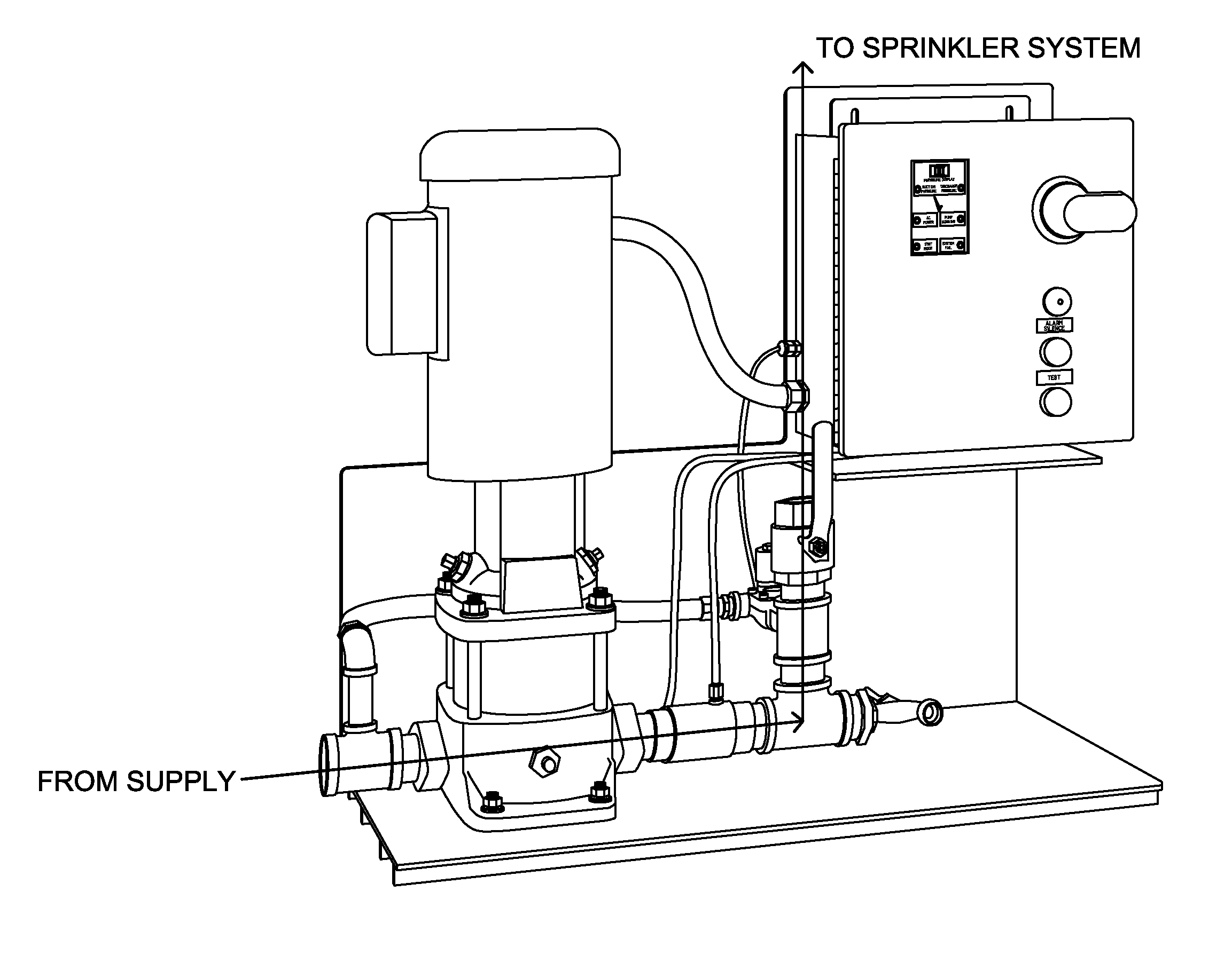 2 Boiler Piping Diagram