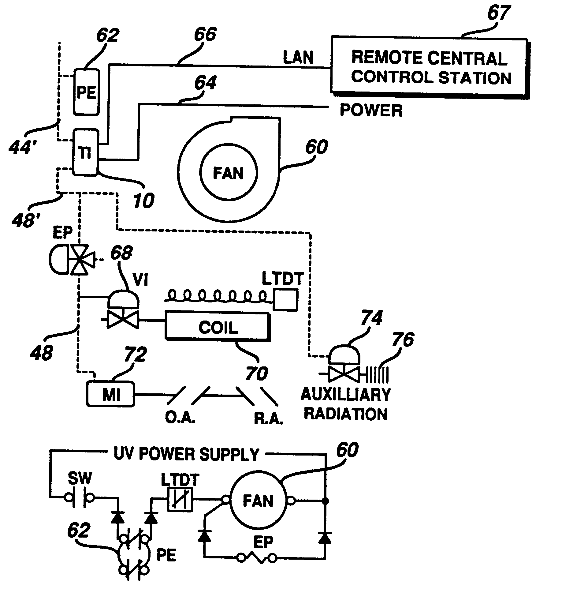 1993 t600 air conditioning thermostat wiring diagram 52 wiring Rheem Heat Pump Not Heating diagrams 454328 heating and cooling thermostat wiring diagram us06264111 20010724 d00000 resize williams furnace