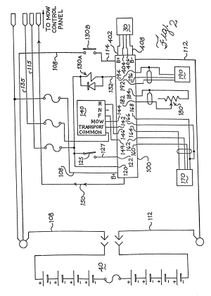 Patent US6339916  Method for constant speed control for electric greens mower  Google Patents