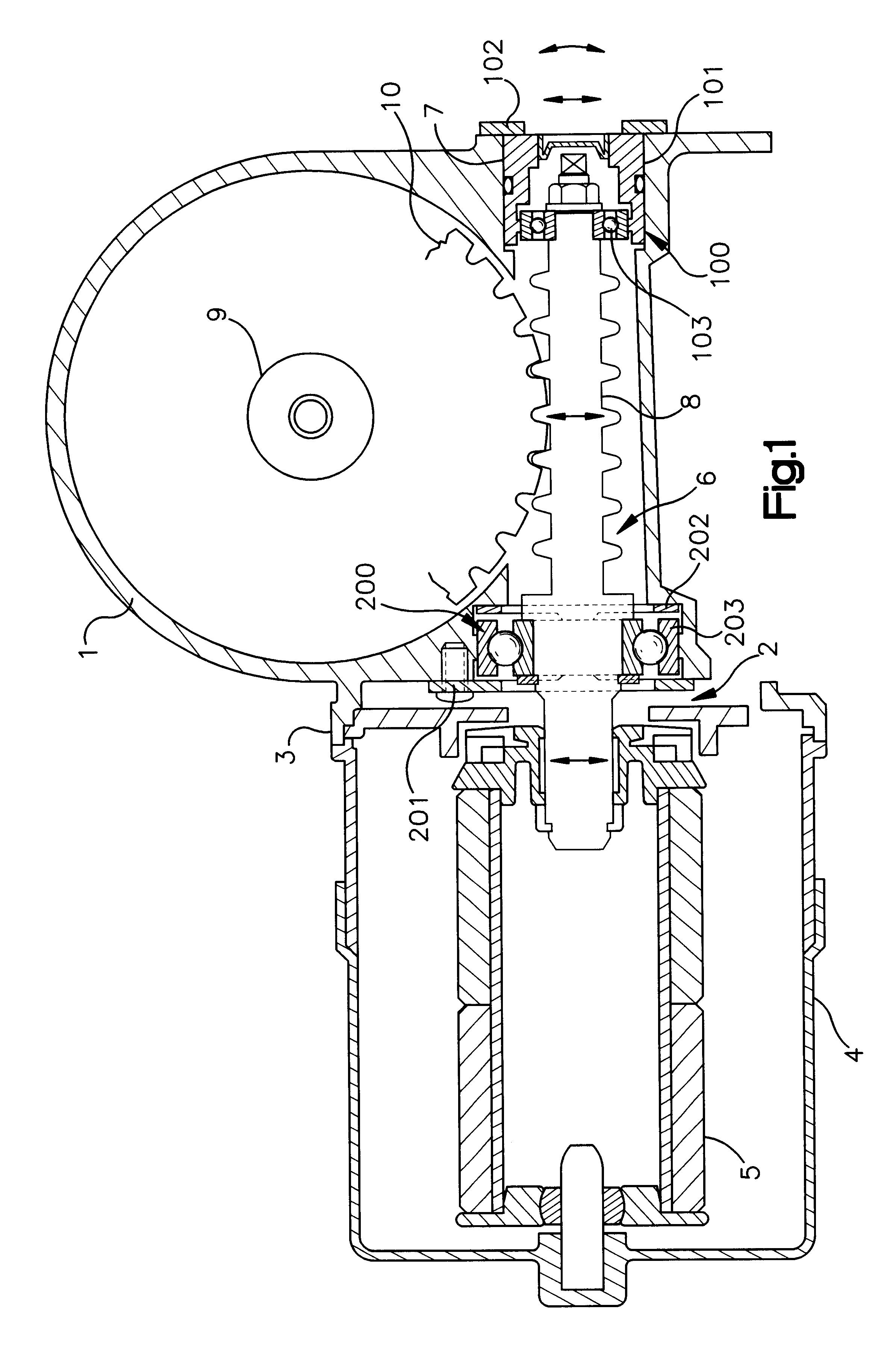 6 Volt Dual Shaft Motor