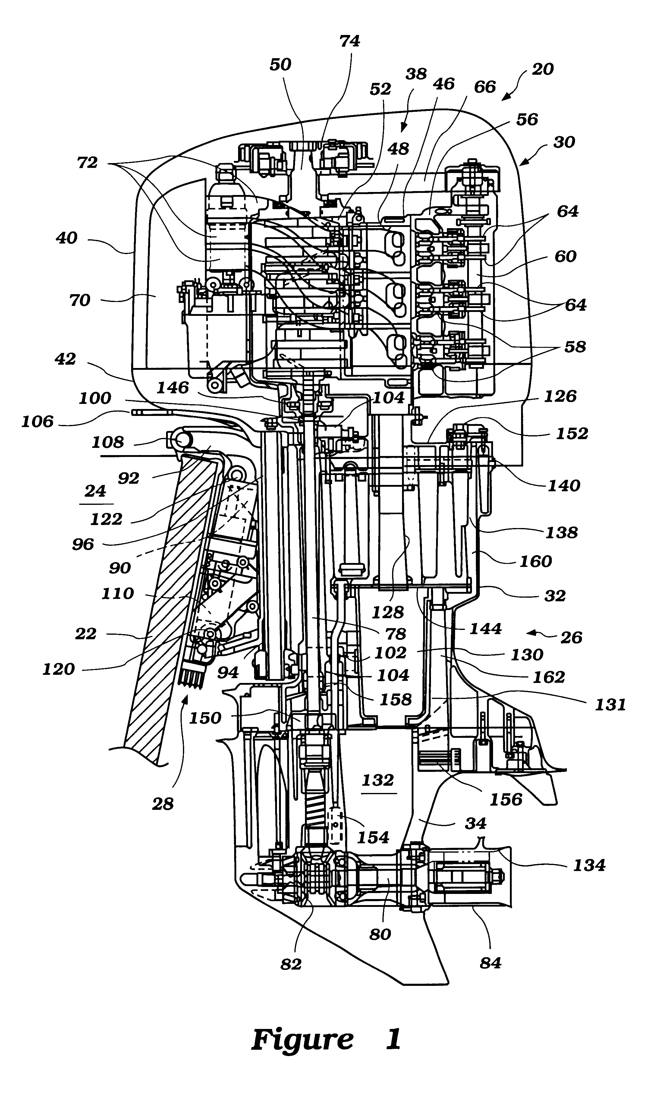Honda Outboard Cooling System Diagram