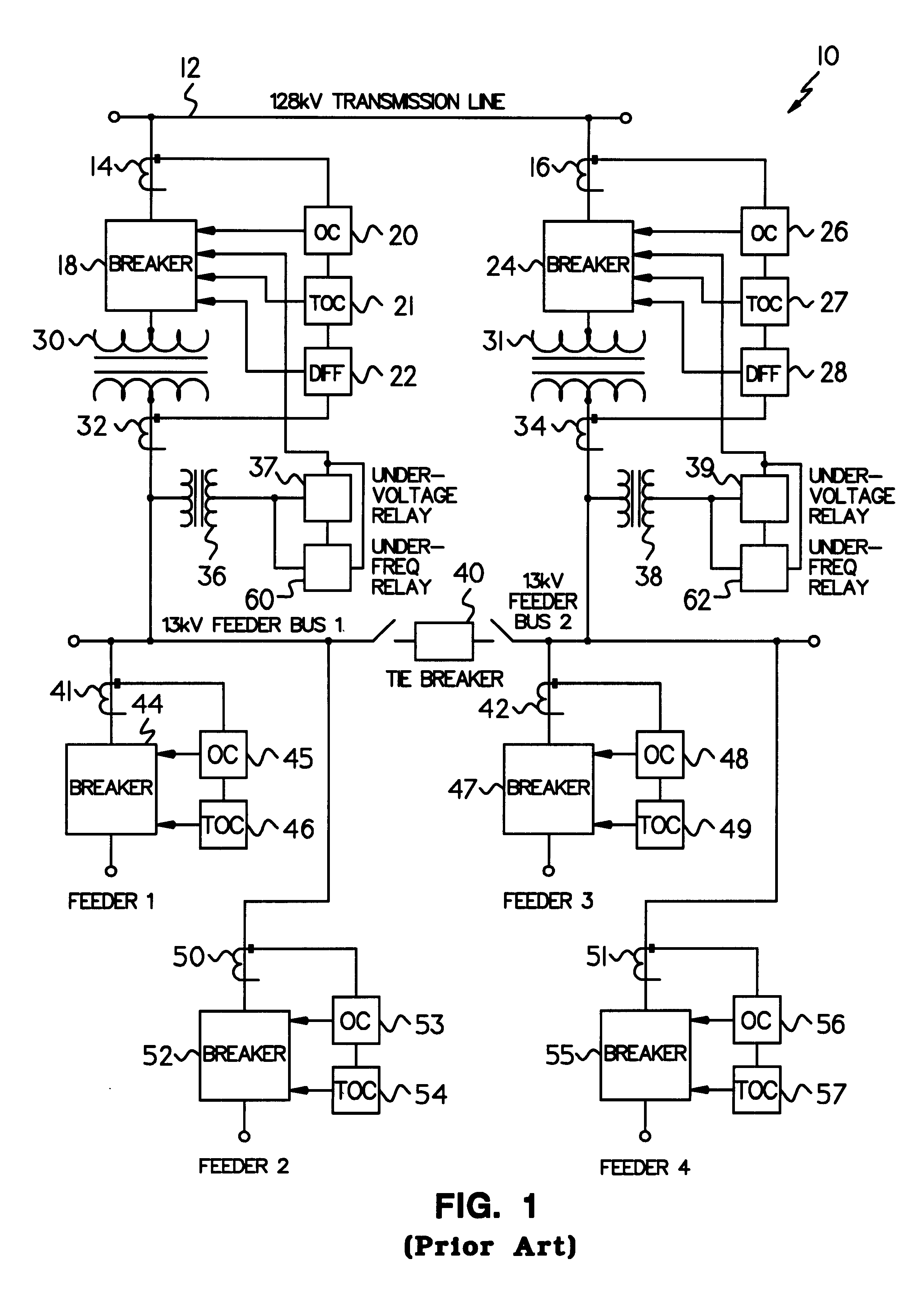 Mars Potential Relay Wiring Diagram