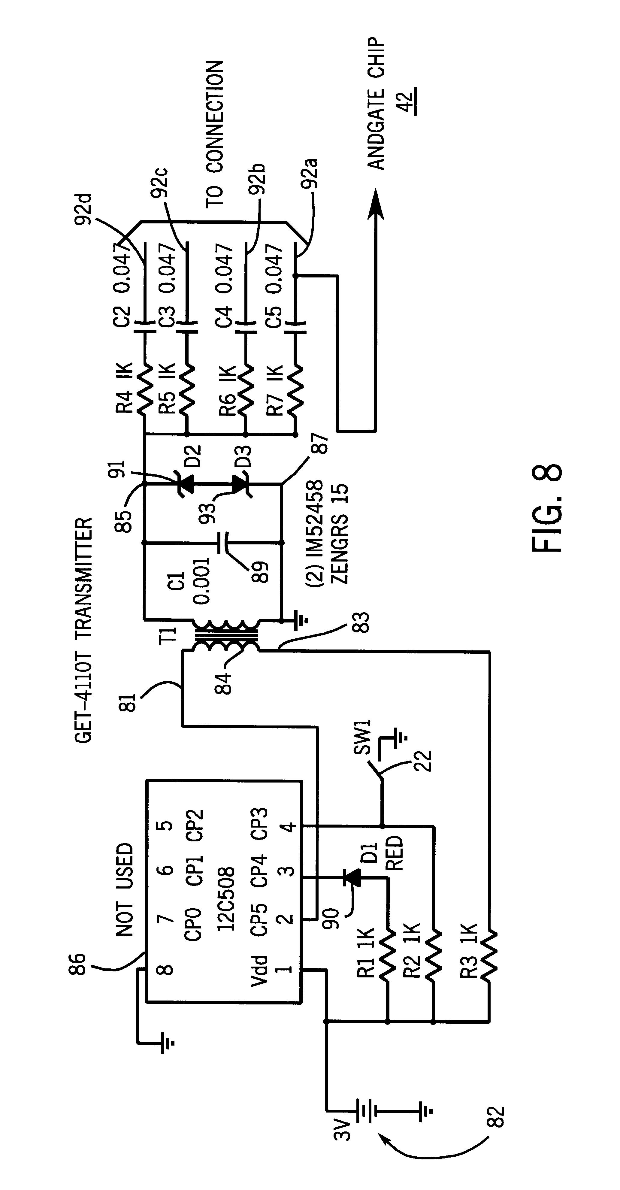 Wire Tracer Schematic
