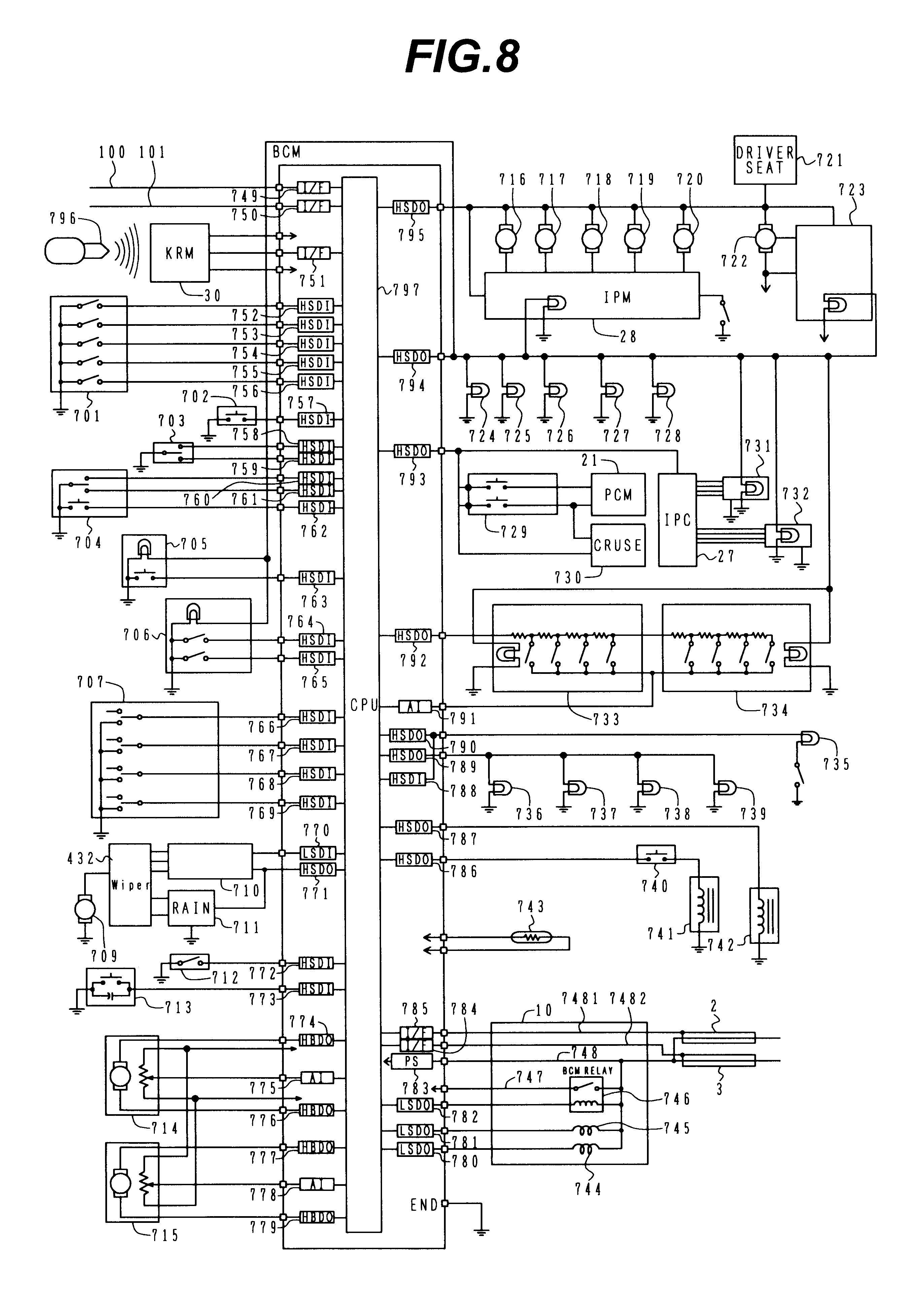 International Wiring Diagrams Ford Truck Electrical