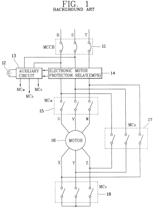 Patent US6650245  Multifunctional hybrid contactor