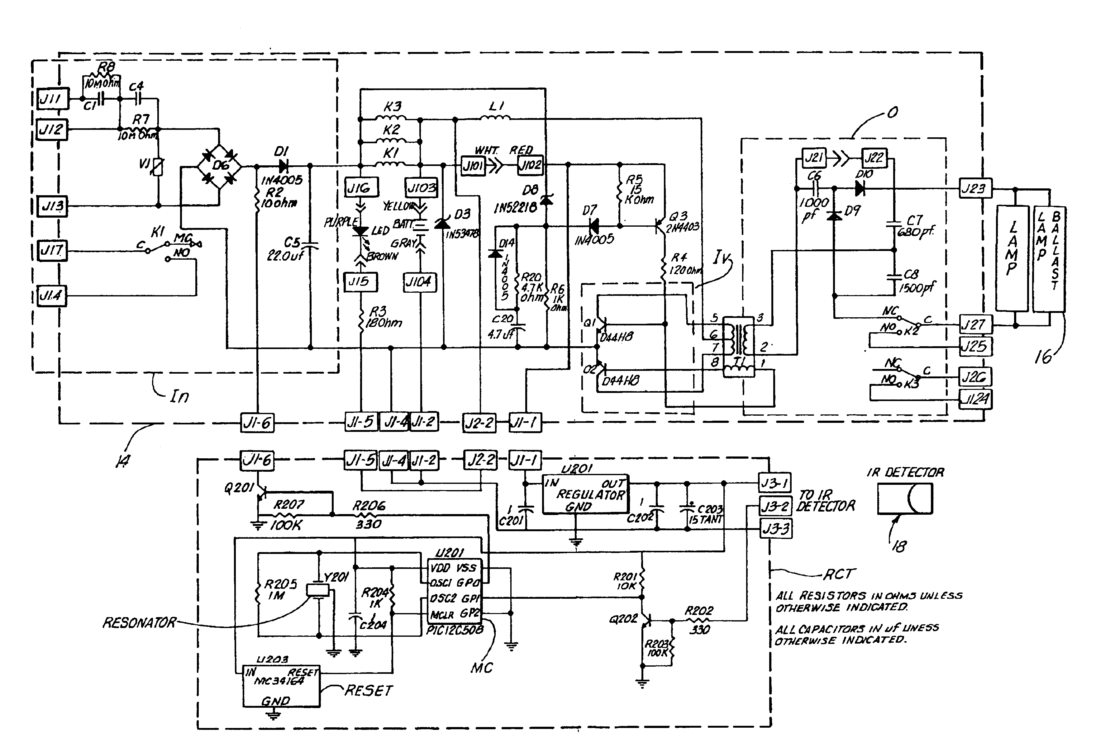 US06710546 20040323 D00000?resize\\\=665%2C451 loc25l wiring diagram residential electrical wiring diagrams on texecom premier elite 24 wiring diagram at bayanpartner.co