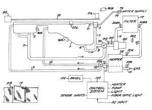 Patent US6747367  Controller system for pool andor spa