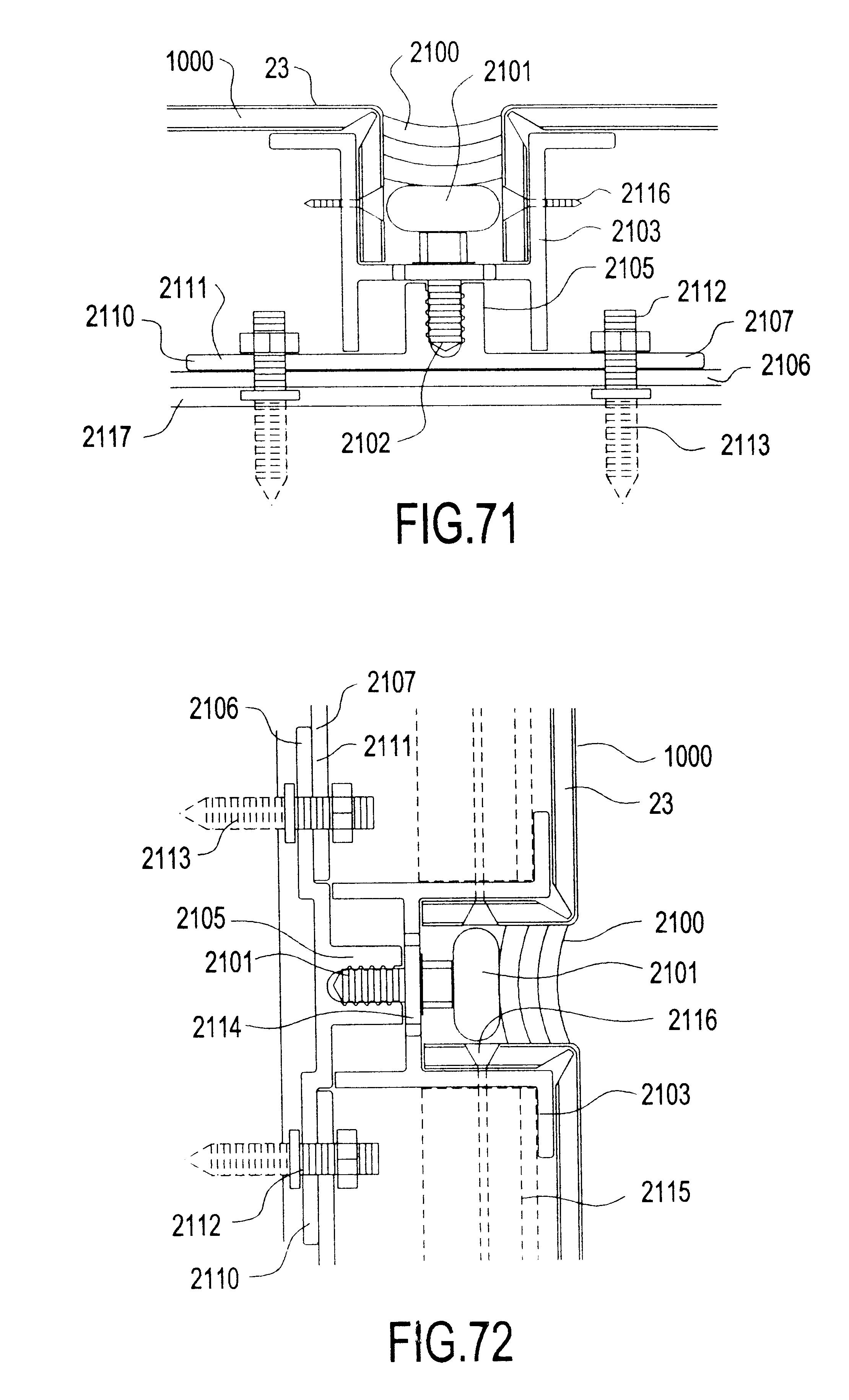 Fiber Optic Metal Patch Panels