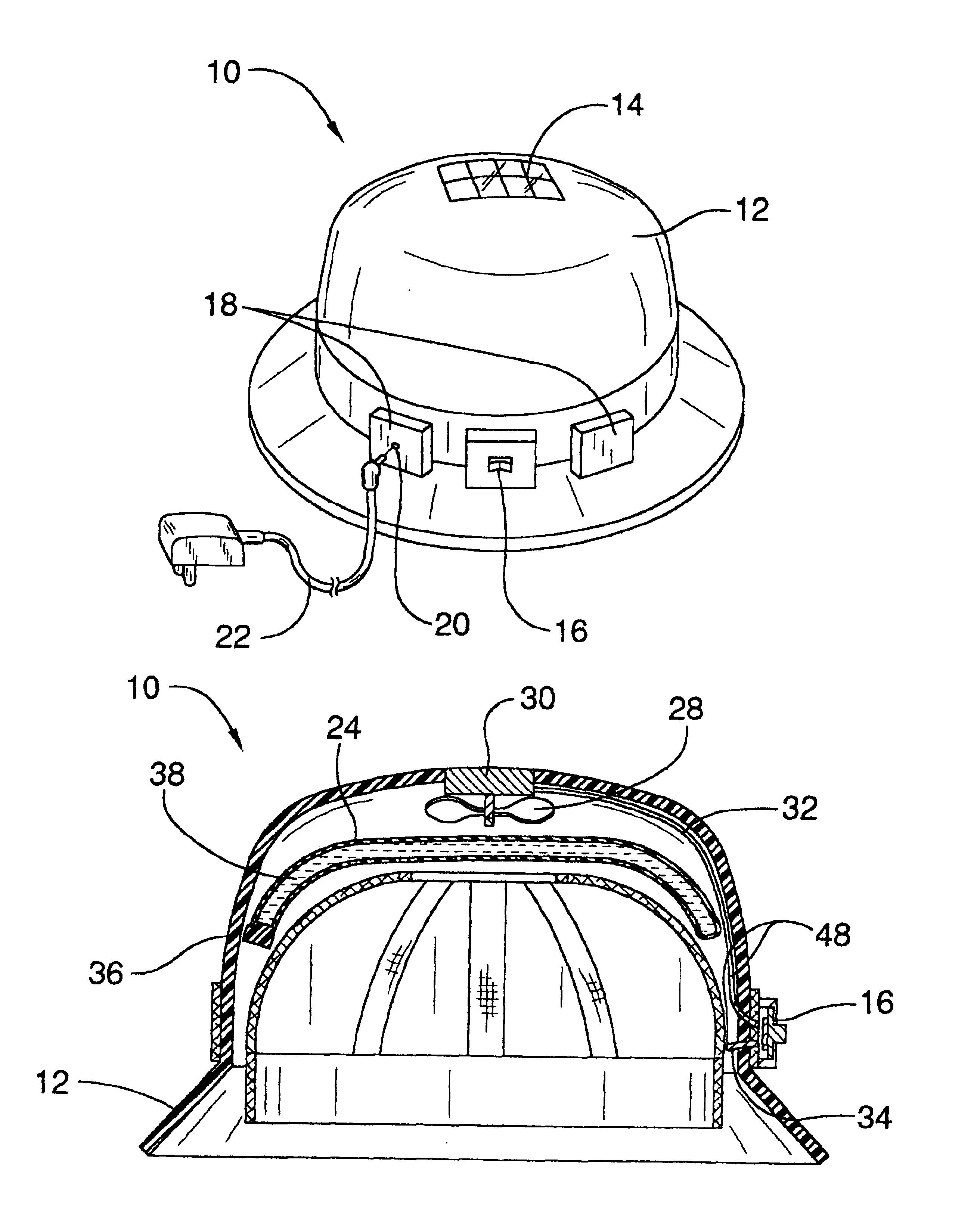 Swamp Cooler Motor Wiring
