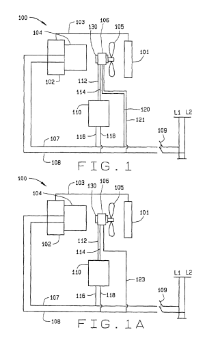 Patent US6792769  Cleaning system for refrigerator