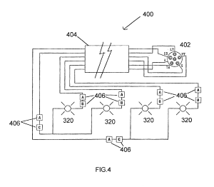 Patent US6805462  Towable light tower and power plant