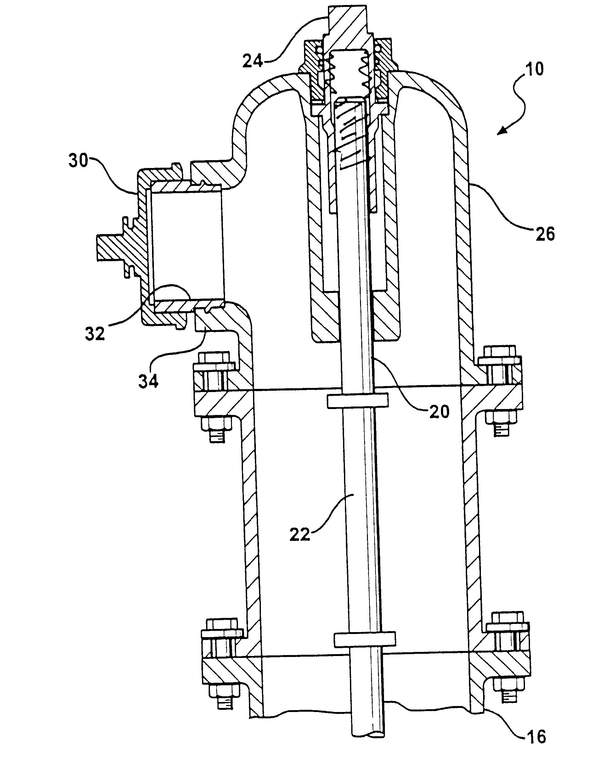 Mueller Hydrant Diagram