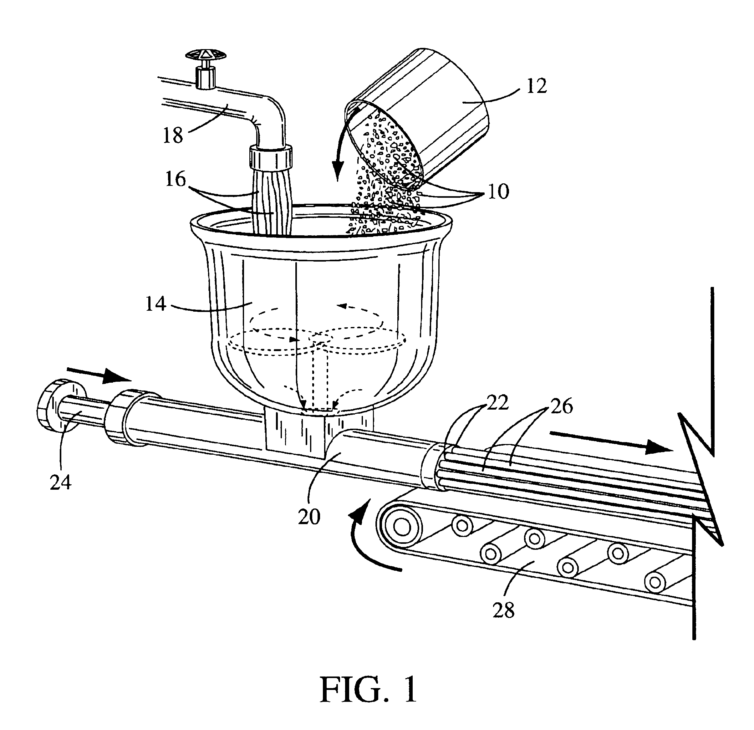 Cat Litter Making Machine