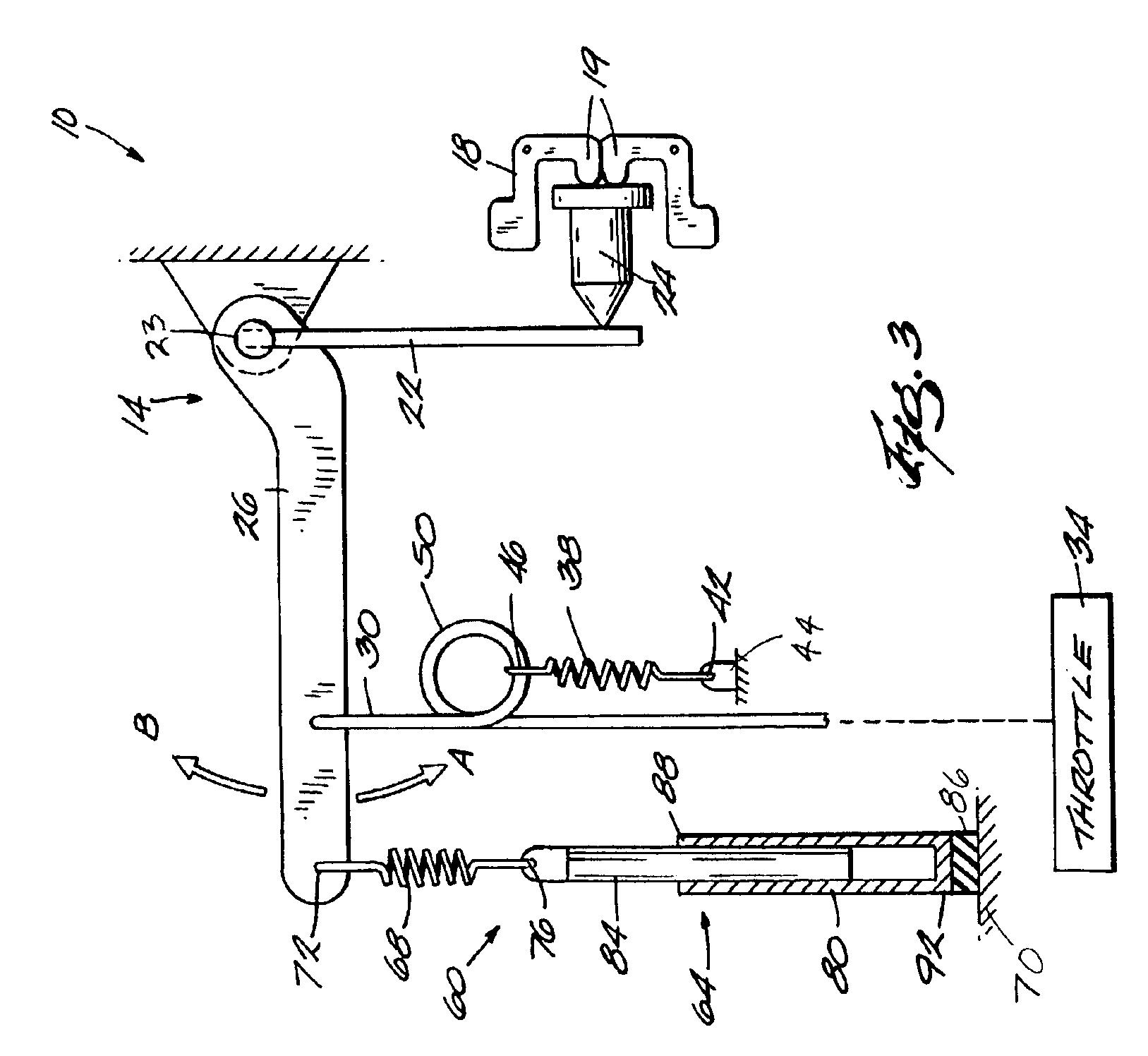 Tecumseh Hh60 Throttle Linkage | Wiring Diagram Database